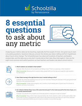 8 Essential Questions